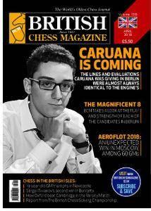 British Chess Magazine – April 2018