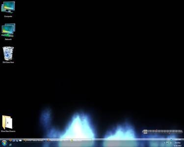Mana Burn For DeskScapes
