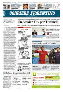 Corriere Fiorentino La Toscana – 10 febbraio 2019