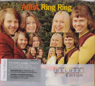 ABBA - Ring Ring (1973) {2013 40th Anniversary Polar Remaster, CD+DVD, Deluxe Edition 00602537349449}