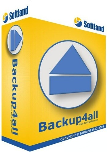 Backup4all Professional 4.6 Build 255 Multilingual