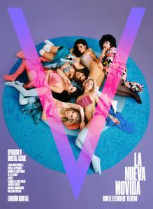 V Magazine Spanish - La Nueva Movida 2021