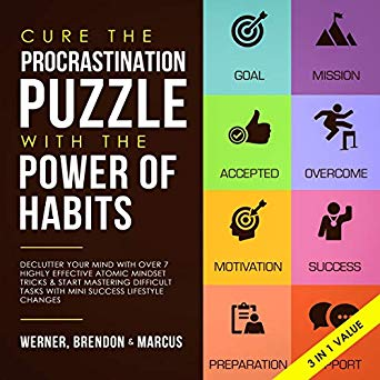 Cure the Procrastination Puzzle with the Power of Habits [Audiobook]