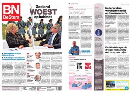 BN DeStem - Zeeuws-Vlaanderen – 24 januari 2020