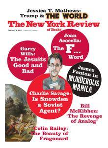 The New York Review of Books - February 09, 2017
