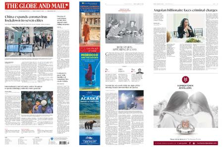 The Globe and Mail – January 24, 2020