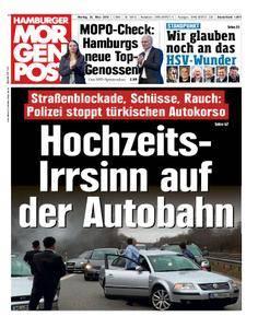 Hamburger Morgenpost - 26. März 2018
