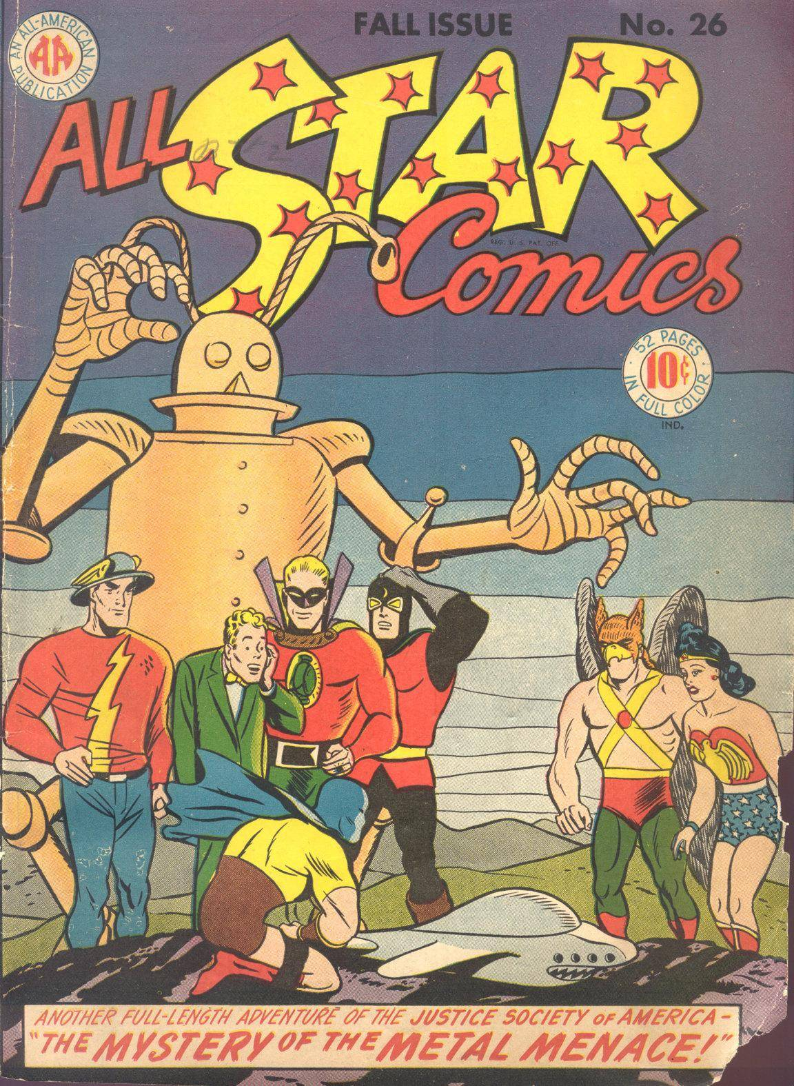 All-Star Comics 026 1945
