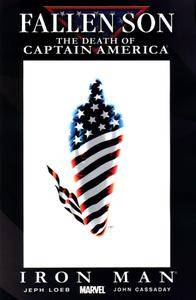 Civil War Fallen Son - Death of Captain America 05