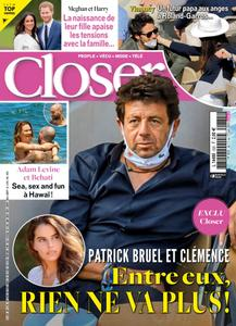 Closer France - 11 juin 2021