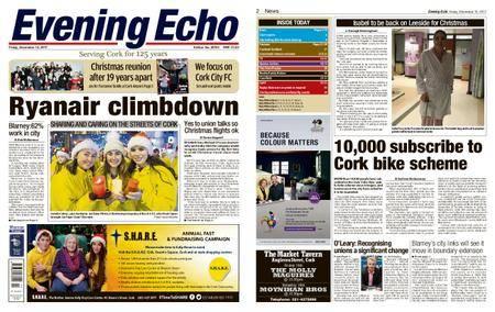 Evening Echo – December 15, 2017