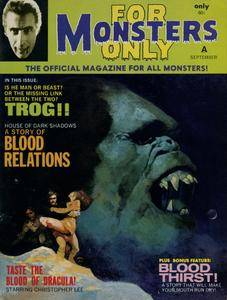 For Monsters Only 009 1971-09
