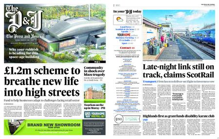 The Press and Journal Moray – March 05, 2019