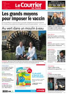 Le Courrier de l'Ouest Angers – 13 juillet 2021