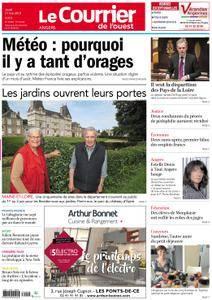 Le Courrier de l'Ouest Angers - 31 mai 2018