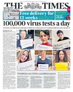 The Times - 3 April 2020