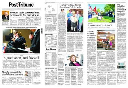Post-Tribune – May 31, 2018