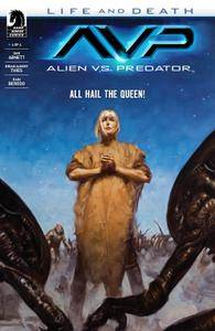 Alien vs Predator - Life and Death 04 of 04 2017 digital The Magicians-Empire