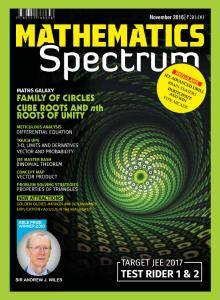 Spectrum Mathematics - November 2016