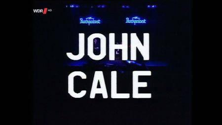John Cale - Live in Bochum 1983 (2016) [HDTV, 720p]
