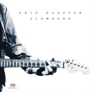 Eric Clapton - Slowhand (1977/2004) [SACD] PS3 ISO