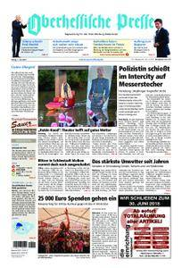 Oberhessische Presse Marburg/Ostkreis - 01. Juni 2018