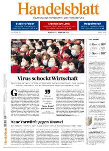 Handelsblatt - 17 Februar 2020
