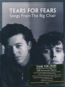 Tears For Fears - Songs From The Big Chair (1985) [4CD & 2DVD Box Set + Blu-ray] Re-up