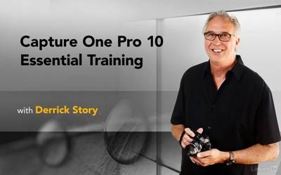 Lynda - Capture One Pro 10 Essential Training (2017)