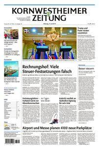 Kornwestheimer Zeitung - 17. Juli 2018