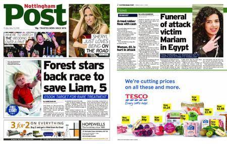 Nottingham Post – May 11, 2018