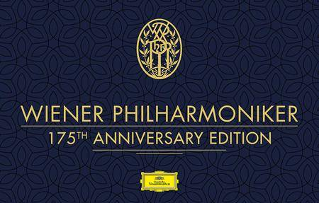 V.A. - Wiener Philharmoniker - 175th Anniversary Edition (44CD Box Set, 2017) Part 2