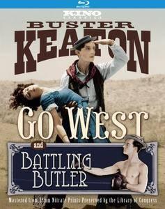 Go West (1925) + Extra