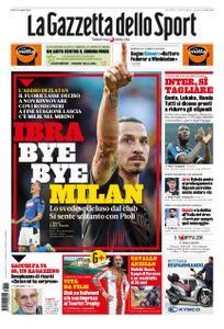 La Gazzetta dello Sport – 01 aprile 2020