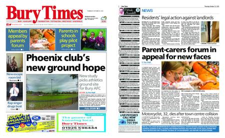 Radcliffe Times – October 21, 2021