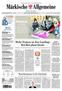 Märkische Allgemeine Dosse Kurier - 23. Januar 2019