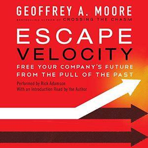 Escape Velocity: Free Your Company's Future from the Pull of the Past [Audiobook]