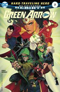 Green Arrow 031 2017 2 covers Digital Zone-Empire