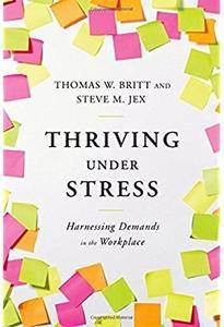 Thriving Under Stress: Harnessing Demands in the Workplace [Repost]