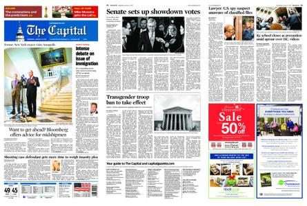 The Capital – January 23, 2019