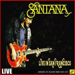 Santana – Santana Live in San Francisco (2019)