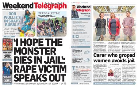 Evening Telegraph First Edition – September 07, 2019