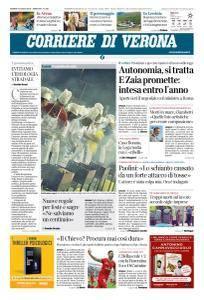 Corriere di Verona - 19 Luglio 2018