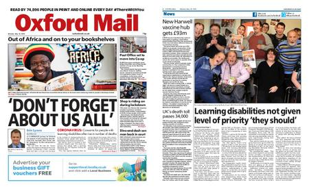 Oxford Mail – May 18, 2020
