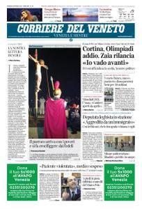Corriere del Veneto Venezia e Mestre - 30 Marzo 2018