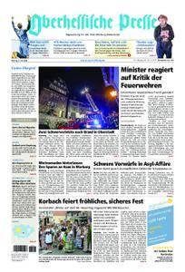Oberhessische Presse Marburg/Ostkreis - 04. Juni 2018