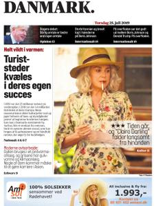 JydskeVestkysten Varde – 25. juli 2019