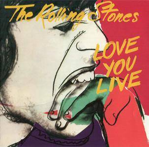 The Rolling Stones - Love You Live (1977) {2009, Remastered}