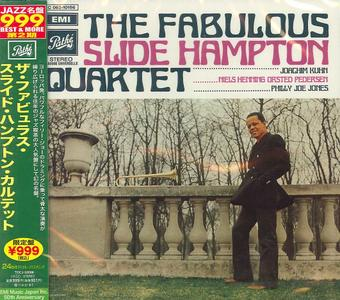 Slide Hampton - The Fabulous Slide Hampton Quartet (1969) {2010 Japan Jazz Masterpiece Best & More 999 Series TOCJ-50086}