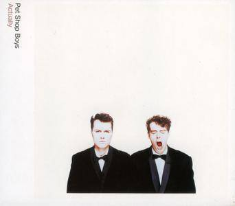 Pet Shop Boys - Actually / Further Listening 1987-1988 (2001) {Remastered} Restored